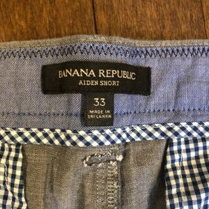 Banana Republic Shorts - Banana Republic Aiden Dress Shorts